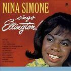 Nina Simone Sings Ellington 8436542011082 Vinyl Album