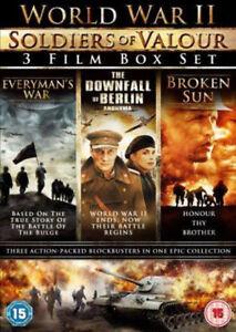 Details about Everymans War / The Downfall Of Berlin / Broken Sun DVD NEW  dvd (MTD5616)