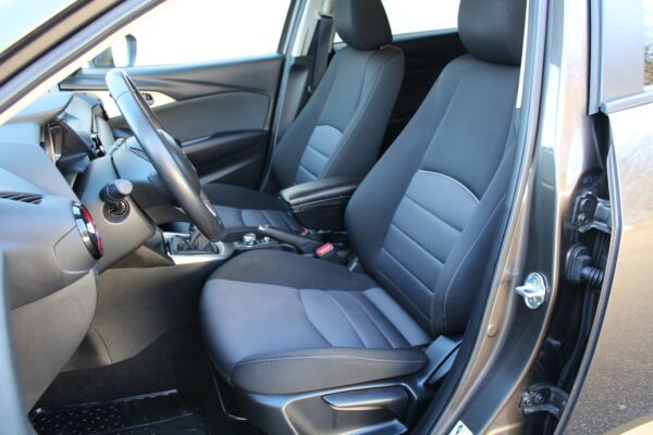 Mazda CX-3 2,0 Sky-G 120 Vision - billede 4