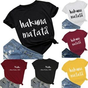 Women-Short-Sleeves-O-neck-Letter-Printed-Casual-Tops-Blouse-T-shirt-Summer-Tees
