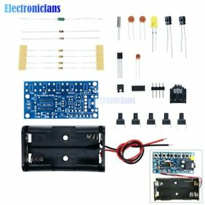 Digital LCD 76MHz-108MHz FM Radio Module Stereo FM Receiver Board Audio Output