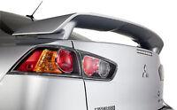 Painted Mitsubishi Lancer Factory Rear Wing Spoiler 2008-2013