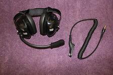 HD Headset for Motorola TRBO (XPR 6550) Portable Radios BTH Carbon Fiber Finish