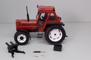 REPLICAGRI 1 32 SCALE FIAT 100-90 WITH FRONT LINKAGE LIMITED EDITION