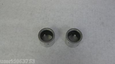 WEBER 40 DCOE pair of main venturi choke tube 30mm FAJS SALE