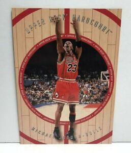 6017cbccf6740 Details about Michael Jordan 1998-99 Upper Deck Hardcourt Jumbo card 23-G  Chicago Bulls