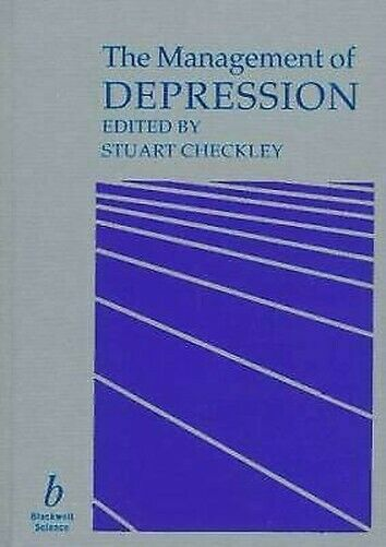The Management of Depression Hardcover Stuart Checkley