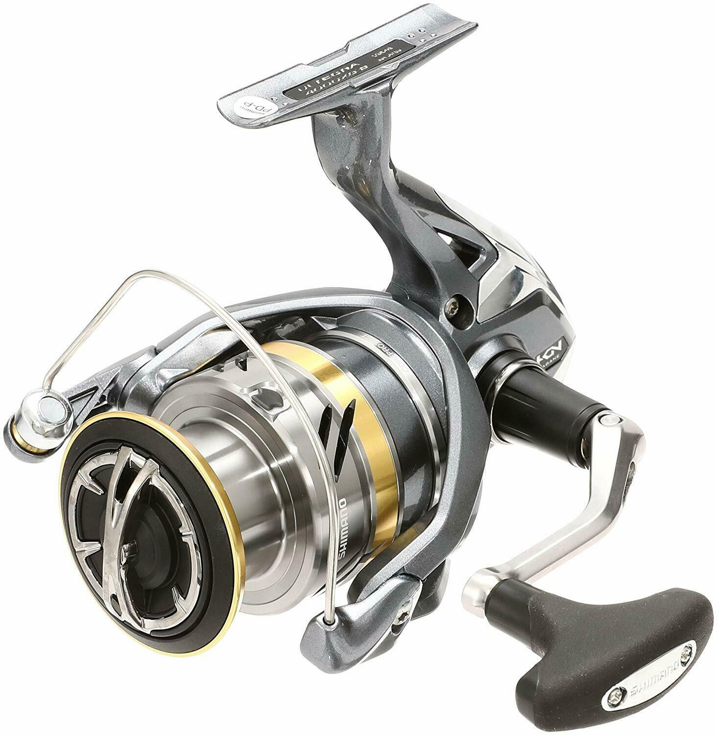 Spinning Reel 17 Ultegra 4000XG SHIuomoO From Stylish anglers EMS