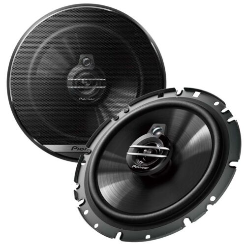 boxeo 165mm coaxial Front VW Lupo 98-05 Pioneer altavoces