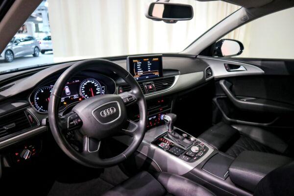 Audi A6 3,0 TDi 204 S-line Avant Multitr. - billede 4