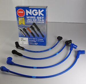 mazda rx8 ngk silicone ignition leads set wires 2003 2008. Black Bedroom Furniture Sets. Home Design Ideas