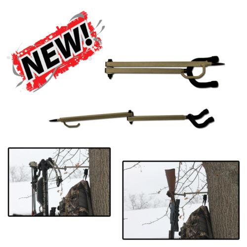 Hold Up Displays Folding Crossbow Rifle Shotgun & Pack Hanger HD56 USA Made