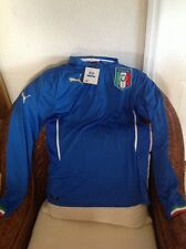 Puma Italia long sleeves Soccer/futbol Jersey/shirt New With Tags Size XL Men's