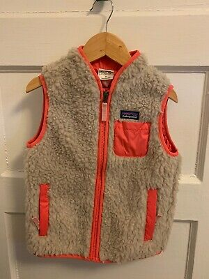 Sold Out Patagonia Kids 5t Baby Retro X Fleece Vest