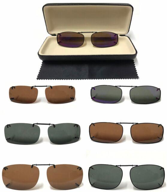 LAGO TERRA Portable Hard Shell Case For Glasses and Sunglasses Large