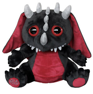 Douce Noël douce idée cadeau à peluche dragon collectionner cadeau A487WAOq