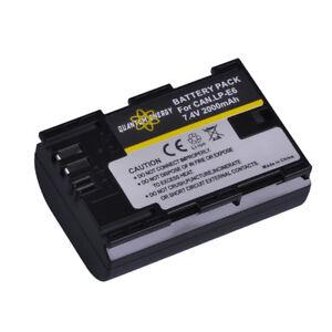 Quantum-Energy-LP-E6-Battery-Dual-USB-Charger-for-Canon-EOS-80D-6D-7D-5D