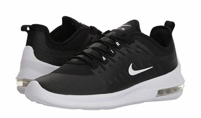 ff6c8e043a Nike Air Max Axis Mens Aa2146-003 Black White Running Training Shoes ...