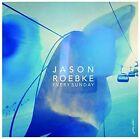 Every Sunday Jason Roebke Audio CD