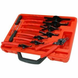 11pc-Mechanics-Internal-amp-External-Circlip-Plier-Tool-Set-Snap-Ring-Pliers