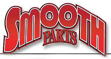 Smooth Parts SP40C 1935-40 Ford Coupe Sill Plates Aluminum