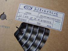 1 Rolle = 500 St. SMD-Elkos 470uF/25V (Lagerf. M626)!!