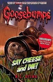 Say Cheese and Die! by R. L. Stine (Paperback, 2016)