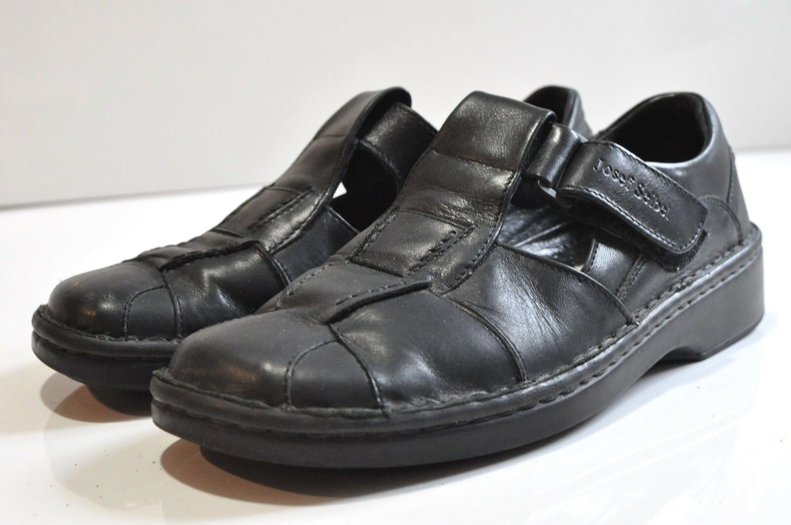 Josef Seibel Damenschuhe Leder Sandalee schuhe Größe 38