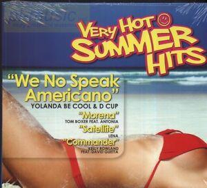 VERY-HOT-SUMMER-HITS-CD-digipack-factory-sealed