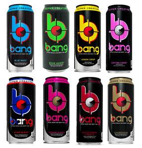 Vpx Bang 8 Drink Variety Pack X8 Drinks 610764863119 Ebay