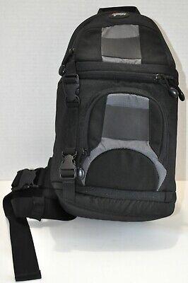 Lowepro Slingshot 100 Aw Camera Case Backpack All Weather Shoulder Pack Dslr Ebay