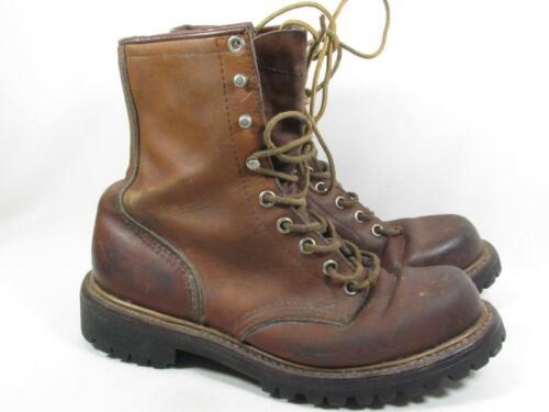 Vintage Red Wing Irish Setter Hunting Boot Men siz