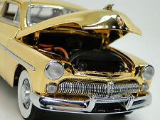 1949-1951 Ford Merc Mercury Sport 1 24 Car 64 Vintage Concept 18 Gold 24K 12 T A
