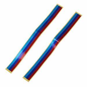 Grille-Grill-Calandre-PVC-film-reflechissant-Bande-Autocollant-pour-BMW-M3-Y3V9