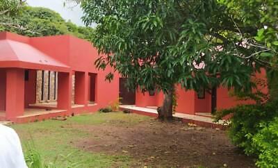 Arbolada Quinta con Casa de 1 nivel en Chiná, Campeche, Campeche