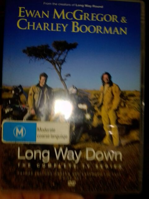 The Long Way Down - The Complete Series DVD 2007 ( 2 - Disc Set )