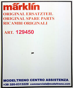 SCHR.SECHSK.A MARKLIN 75505-755050 BULLONCINO M2,0 x 5 VN