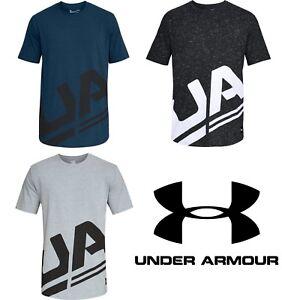 Under-Armour-UA-Sportstyle-Logo-Herren-Graphic-T-Shirt-1318567