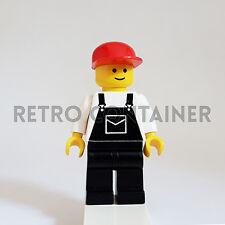 LEGO Minifigures - 1x ovr014 - Mechanic - Classic Omino Minifig 1497 1966 6668