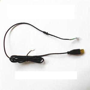 Remplacement pour Razer Naga Molten Naga Hex 2012 USB Mouse Câble Mice Line Accessoires