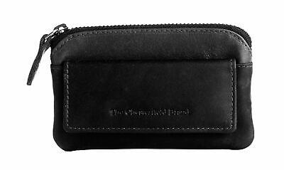 The Chesterfield Brand Oliver Keycase Schlüsselmäppchen Black Schwarz Neu Perfekte Verarbeitung
