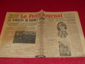 Press-WW2-between-2-Wars-034-the-Small-Journal-034-23061-7-Mars-1926-Briand
