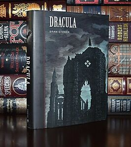 Dracula-by-Bram-Stoker-Horror-Unabridged-New-Illustrated-Hardcover-Gift-Edition