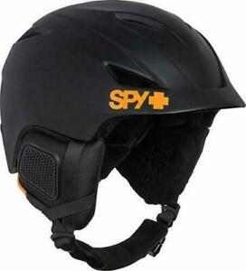 SPY-SENDER-Snow-Helmet-with-MIPS-BRAIN-Protection-SMALL-Mate-Black