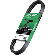 Dayco ATV UTV CVT HP Clutch Drive Belt For Kawasaki Prairie 650 02-03 HP2017