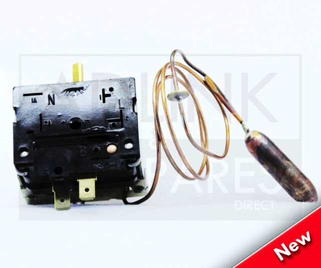 GLOWWORM HIDEAWAY 80 & 90 BF CF OF  BOILER THERMOSTAT S202511 202511