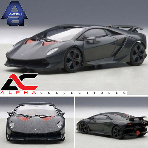 Felices compras Autoart 54671 1 43 Lamborghini Sesto Elemento (Cochebono gris) súpercoche súpercoche súpercoche  los nuevos estilos calientes