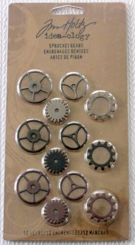 Tim Holtz Idea-Ology Craft embellishments   NIP
