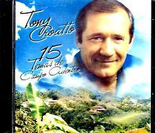 "TONY CROATTO - "" 15 TEMAS DE CAMPO ADENTRO"" - CD"