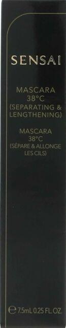 Sensai Mascara 38C Separating & Lengthening #M1 Black 7.5ml Women